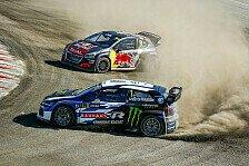 Rallycross-WM im Free-TV: SPORT1 erwirbt Übertragungsrechte
