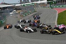 Formel 1 Kanada: Stroll sorgt für Crash, Hartley nach Check ok