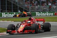 Formel 1: Vettel siegt in Kanada, Hamilton verliert WM-Führung