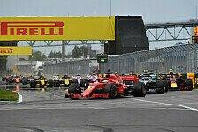 Formel-1-Voting Kanada: Wer war Dein Fahrer des Wochenendes?