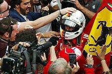 Vettel nach Kanada-Sieg wehmütig: Musste an Schumacher denken