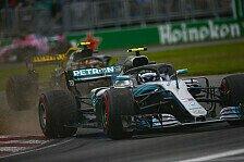Formel 1 Kanada, Bottas rettet P2: Mercedes ging Benzin aus