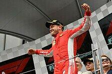 Kanada GP 2018, Statistiken: 50. Formel-1-Sieg für Vettel