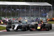 Formel 1 Frankreich: Mercedes & Red Bull überraschen mit Reifen
