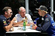 Marko bestätigt: Hartley war kurz vor Rauswurf bei Toro Rosso