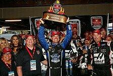 NASCAR: Fotos Rennen 15 - Michigan International Speedway