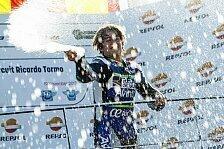 Todesfall in spanischer Moto3: Andreas Perez verstorben