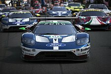 Stefan Mücke reist als Meisterschaftsführender nach Le Mans
