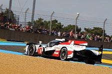 24h Le Mans, Alonsos erste Rennrunden: Alles unter Kontrolle