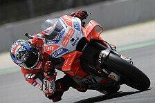 MotoGP - Jorge Lorenzo: So gelang P1 auf Ducati-Angststrecke