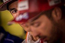 MotoGP Brünn - Marc Marquez: Warum er Andrea Dovizioso kopiert