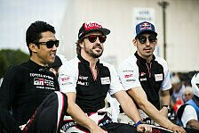 24h Le Mans 2018: Alonso-Hype? So reagiert Toyota-Kollege Buemi