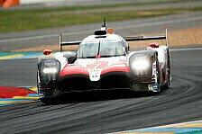 24 h von Le Mans - Video: Le Mans 24H Video: Alonso sammelt erste Führungs-Runden