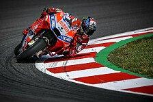 MotoGP Barcelona 2018: Lorenzo bricht Marquez, Dovizioso crasht
