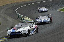 WEC: BMW steigt nach 24 Stunden von Le Mans aus!