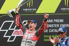 MotoGP Barcelona 2018 Live: Lorenzo siegt, Reaktionen im Ticker