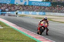 MotoGP Barcelona 2018: Marc Marquez holt Test-Bestzeit
