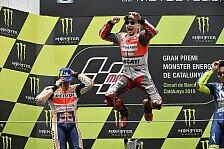 MotoGP Barcelona 2018 Analyse: Darum blieb Lorenzo ungeschlagen