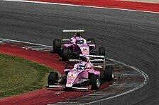 Misano: Platz 6 für Mücke Motorsport in der italienischen F4