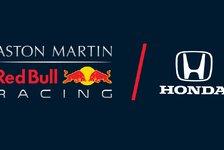 Formel 1, Red Bull lässt Bombe platzen: Ab 2019 mit Honda