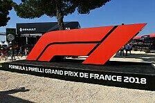 Ärger in der Formel 1: Rennstrecken im Zwist mit Liberty Media