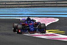 Formel 1, Toro Rosso: Hartley droht nach Honda-Defekt Strafe