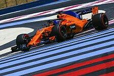Formel 1, Alonso trotzt Blamage: McLaren nicht wie Williams