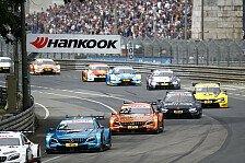 DTM Norisring: Fünf Mercedes im Qualifying vorne