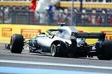 Formel 1, Bottas zu Vettel-Unfall: Soll ich lachen oder weinen?