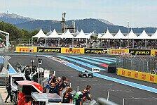 Formel 1 2018: Frankreich GP - Rennen