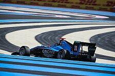 GP3 2018: Aufholjagd von David Beckmann in Le Castellet