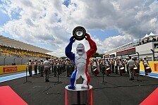 Formel 1, Wetter Le Castellet: Hitzeschlacht beim Frankreich GP