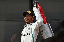 Formel 1 Frankreich, Statistiken: Noch mehr Hamilton-Rekorde
