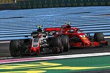 Formel 1, Kimi Räikkönen atmet auf: Endlich wieder gutes Racing