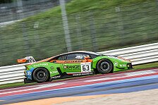 Podium für das GRT Grasser Racing Team in Misano