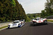 Porsche 919 EVO: Nordschleifen-Demofahrt beim 24h-Rennen