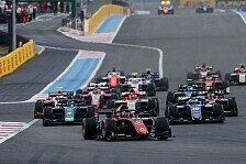 Formel 2, Formel 3 Frankreich 2019: News-Ticker zu Paul Ricard