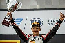 Formel 2 Österreich: Russell fährt kontrolliert zum Sieg