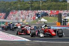 Formel 2 Österreich: News-Ticker zum Rennen in Spielberg