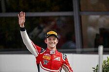GP3 Österreich: Ilott gewinnt am Samstag - Beckmann Achter