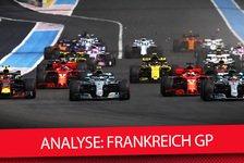 Formel-1-Analyse Frankreich: Bottas-Chance auf Vettel-Revanche?