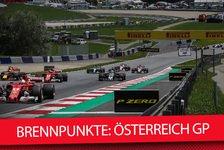 Formel 1 Österreich 2018: Die heißesten Fragen am Red Bull Ring