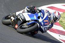 MotoGP - Steve Jenkner greift Rang 10 an