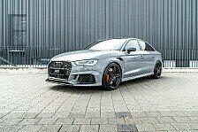 500PS für den Audi RS 3 dank Veredelung durch ABT