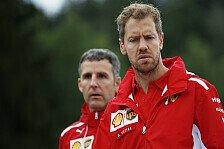Formel 1 kein Mario Kart: Vettel & Räikkönen gegen Triple-DRS