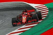 Formel 1 Österreich: Vettel gewinnt Qualifying-Generalprobe