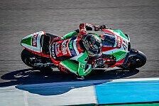 MotoGP - Aprilia: Mit echtem Test-Team endlich zum Erfolg?