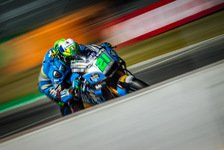 MotoGP Assen 2018: Franco Morbidelli bei Crash verletzt