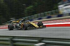 Formel 1, Renault-Fahrer über Qualifying-Modus: Nichts gespürt