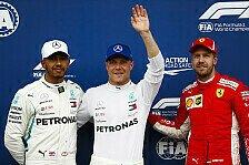 Formel 1 Österreich 2018, Qualifying in der Ticker-Nachlese